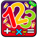 Maths learning games for kids Pro
