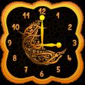 Muslim Analog Clock