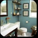 Badezimmer-Dekor