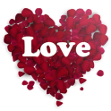 Love Emoji Keyboard Sticker