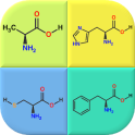Aminosäuren Strukturen & Namen