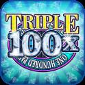 Triple Diamonds 100x Slots