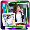 Women Photo Frame Collage