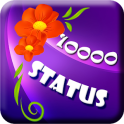 10000 status for social chat