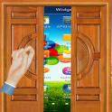 Knock Door Screen Locker