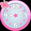 Cute Clock Widget