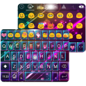 Happy Emoji Keyboard Theme