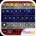 Thailand Emoji Keyboard Theme