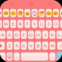 Little Pink Point Keyboard