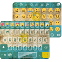 Argentina Emoji Keyboard Theme