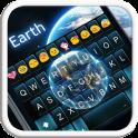 Earth Day Emoji Keyboard Theme