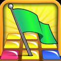 교육용 메모리 게임 - 국기