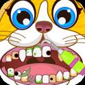 Animal Pets Dentist Office