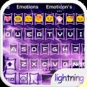PurpleLighting Storm Theme