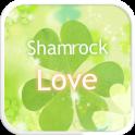 Shamrock Love Emoji Keyboard