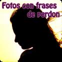 Fotos con frases de perdon