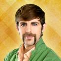 수염 및 콧수염 사진 몽타주