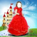 princesinha editor vestido