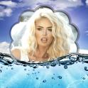 Wasserbilderrahmen