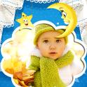molduras bebê