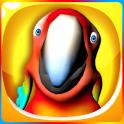 perroquet parlant