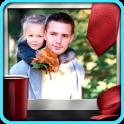 Vatertags-Foto-Rahmen