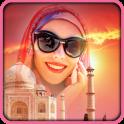 Hijab Photo Frames