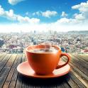 copo de café live wallpapers
