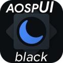 aospUI Black, Substratum/Synergy theme +OneUI