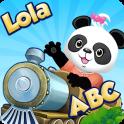 Lola и алфавитный паровозик