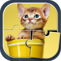 Kitty Jigsaw Puzzles Free