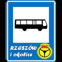 Rozkład Rzeszów D.A i okolic