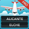 FLIGHTS Alicante Airport Pro