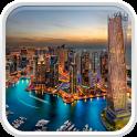 Dubai Live Hintergrund