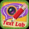 Lab texto - Escrever em Fotos