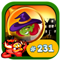 # 231 Hidden Object Game New Free Puzzle The Witch
