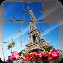 Landmarks and Wonders Puzzle