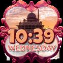 Mosque Digital Clock