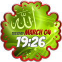 Muslim Weather Clock Widget