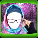 Hijab Mode Anzug Kamera