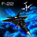 F-22 Dogfight
