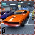 Multi-storey Car Parking 3D