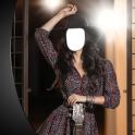 Top Model Girl Photo Montage