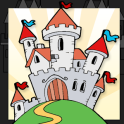 Castle Coloring Book
