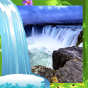 Waterfall Photo Collage