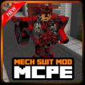 Mech Suit for Minecraft PE
