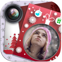 Merry Christmas & Happy New Year frames for photos