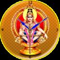 Ayyappa Clock Live Wallpaper