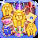 Pyramide Schatz Juwelen
