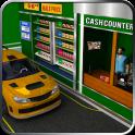 슈퍼마켓 3D 시뮬레이션을 통해 드라이브